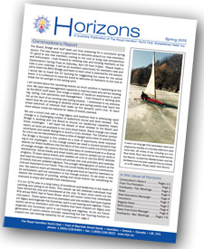 Fall 2015 Edition of Horizons
